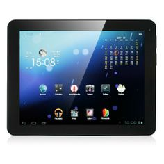 Vido (YuanDao) N90 Dual Core 2 MID Tablet PC RK3066 9.7 Inch Android 4.0 16GB 1G RAM Color White