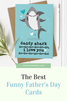 Show dad how much you love him — and who inherited the funny bone — with one of the best funny Father's Day cards! perfect fathers day gift, dad to be gifts, handyman gifts Funny Fathers Day Card, Fathers Day Presents, First Fathers Day, Fathers Day Crafts, Happy Fathers Day, Easy Father's Day Gifts, Diy Gifts For Dad, Personalized Gifts For Dad, Neighbor Gifts