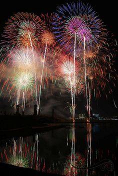 Er vliegt altijd weer veel vuurwerk de lucht in ieder jaar