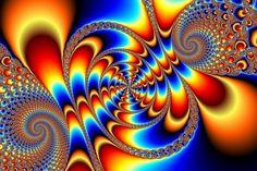 Fractalposter com (fractalposter) on Pinterest