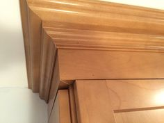 Rough and visible holes in cabinets, streak of glue (12)