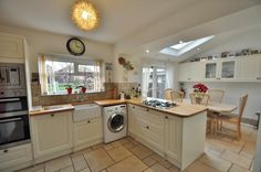 kitchen diners family rooms - Google Search
