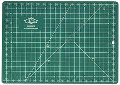 Alvin Professional Cutting Mats Green/Black Size - 12L x ... https://www.amazon.com/dp/B00251I5P4/ref=cm_sw_r_pi_awdb_x_SlVLyb7XCFVEP