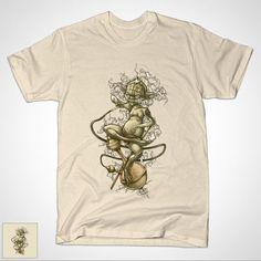MASTER REFLECTIONS T-Shirt - Yoda T-Shirt is $14 today at TeePublic!