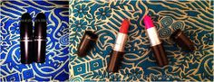 Pearls and Red Lips: Collective Haul: Drugstore, Lush & MAC!