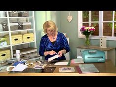 Crafting My Style With Sue Wilson - Happy Birthday Card For Creative Exp...