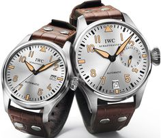 IWC Engineer: father & son