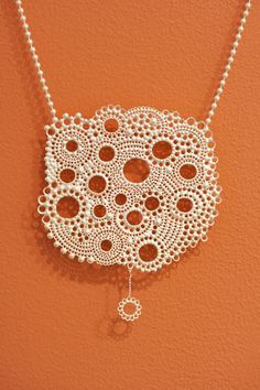 Anna Atterling - Necklace in silver