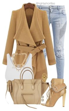 """""""Class Act"""" by highfashionfiles ❤ liked on Polyvore"""