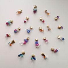 Jewelry brand Tenpchi / earring