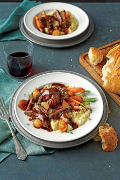 Slow cooker pot roast, Beef chuck roast and Pot roast recipes on ...