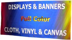 MeraPrint.com Giving Away Free Vinyl Banners by meraprint.deviantart.com on @deviantART Display Banners, Banner Stands, Pop Up Tent, Outdoor Banners, Vinyl Banners, Business Look, Banner Printing, Giving, Deviantart