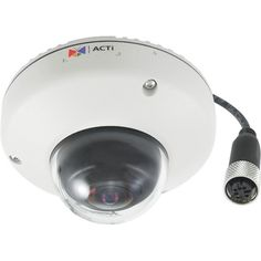 ACTi E923M 10Mp Outdoor Mini Fisheye Dome Vandal-Proof Camera