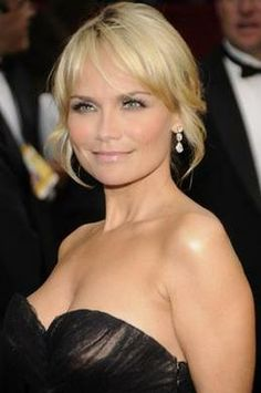 Kristin Chenoweth. An American singer and actress, with credits in musical theatre, film and television. She is best known on Broadway for her performance as Sally Brown in You're a Good Man, Charlie Brown (1999), for which she won a Tony Award, and for originating the role of Glinda in the musical Wicked (2003).  As Olive Snook on the ABC comedy-drama Pushing Daisies, she won a 2009 Emmy award.