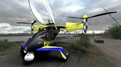 The Personal Tilt-Rotor   Popular Science
