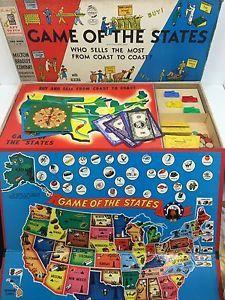 Springfield Massachusetts, Baby Boomer, Vintage Board Games, Milton Bradley, Game Night, Home Wall Art, Fun Games, Childhood Memories, 1950s