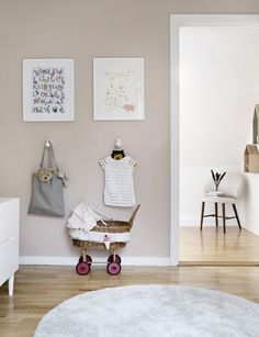 In love with this beautiful colour from Farrow & Ball Farrow Ball, Interior Decorating, Kids Rugs, Colour, Beautiful, Home Decor, Color, Decoration Home, Kid Friendly Rugs