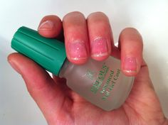 Gelous gel nail polish: the only way my nails will grow out.