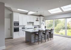 Elegant Contemporary Kitchen Design Ideas 22