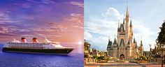 Experience 2 Vacations... For 1 Great Price!