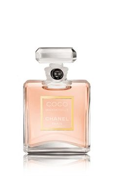 Free shipping and returns on CHANEL COCO MADEMOISELLE  Parfum at Nordstrom.com. Sexy, fresh oriental fragrance recalls the irrepressible spirit of the young Coco Chanel. An elegant, luxuriousscent in a classic signature bottle, perfect for the dressing table or for travelling.Notes: bergamot, orange, jasmine, rose, patchouli, vetiver, white musks, vanilla.Apply to throat and wrist pulse points lightly in the morning and evening.