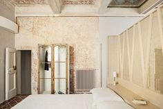 The project involves the restoration of a small apartment for tourist use in the historical centre of Mantova. The apartment BROLETTOUNO belongs to a long design research path, which emerges in various interventions on built heritage. Design Research, Small Apartments, Restoration, Studio, Architecture, Places, Modern, Furniture, Home Decor