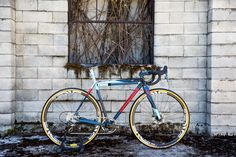 Garry Millburn's Speedvagen CX | MAAP
