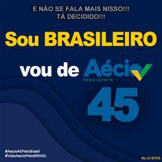 #Aecio45PeloBrasil #VotoAecioPeloBR45IL Design