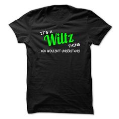 Awesome Tee  Wiltz thing understand ST420 T-Shirts