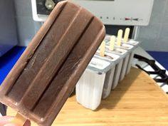 Chocolate Paddle Pop Recipe | salt sugar and i
