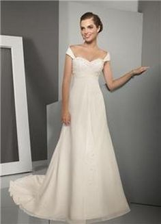 A sweet, simple gown from Bonny Bridal