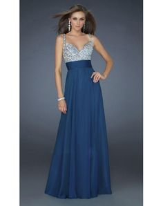 5b6dfb202f5b Sheath Sweetheart Empire Beaded Tencel Evening Dress PRICE  120.59  dress   fashion  women Vestiti · Vestiti Da BalloAbiti Blu ...