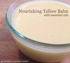 tallow-balm for skin rashes like keratosis pilaris.  ~  This is a great article also about what should and should not be used with people with skin conditions.  It also states that KP is from a vitamin deficiency.  Tallow is rendered from animal fat.  All this information could be key to solving some skin issues in my home!~