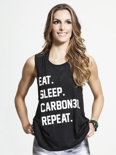 Are you sitting around refreshing your email for the daily Carbon38 email so you can get the freshest and hottest spandex? This is the tank for you. Represent the best in women's athleisure with this tank, exclusively made by Private Party for Carbon38.