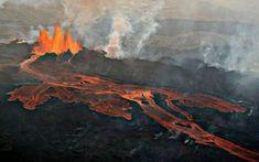 Wielki wulkan Bardarbungazagraża Islandii i Europie! | zmianynaziemi.pl