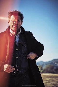Patrick Dempsey por Guy Aroch para GQ Italia