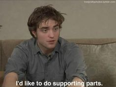 Robert Pattinson & Emilie de Ravin