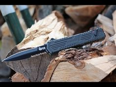 NEW! Schrade SCHOTF3BS Assisted Opening Knife - Best Assisted Opening Knife check it out now....http://youtu.be/7XhfERsvlUo