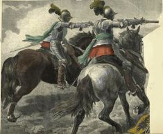 Pappenheim's Cuirassiers during the 30 Years War                                                                                                                                                                                 More