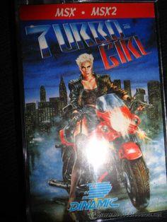 Turbo Girl para MSX