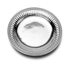 Flutes & Pearls Medium Round Tray - Flutes & Pearls - Collections