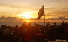 Cafe del Mar, Cartagena, Sunset