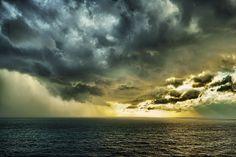 Thunderstorm in Miami