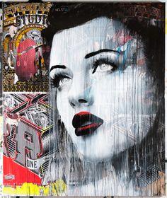 Street art by Rone - ego-alterego.com