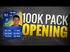 FIFA 14 TOTS THIAGO SILVA IN A PACK !! FIFA 14 TOTS LIGUE 1 PACK OPENING...