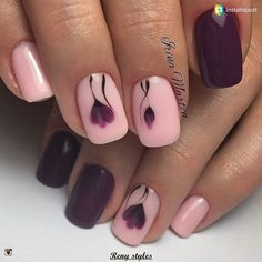 Best Nail Design to Try This Year 2017 2018 - Reny styles
