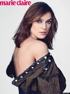 """Keira Knightley photographed by Nathaniel Goldberg in a photo shoot for """"Marie Claire"""" US magazine march 2013......."""