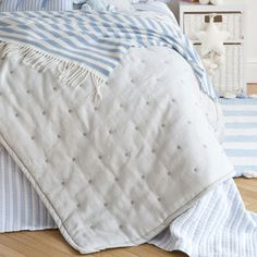 Linen Decorative Quilt and Pillow Cover | ZARA HOME United States of America