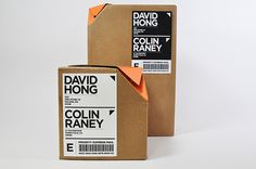 Brilliant Redesigned Shipping Box Is Easier To Open, Has Easy-To-Read Labels - DesignTAXI.com