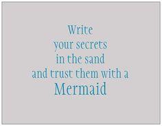 beach grass — Write your Secrets Postcard